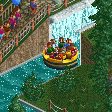 River Rapids RCT2 Icon