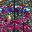 Spiral Roller Coaster RCT2 Icon