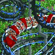 Bullet Coaster RCT2 Icon