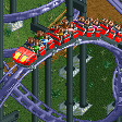 Looping Roller Coaster RCT2 Icon