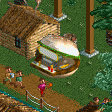 Burger Bar RCT2 Icon