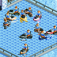 Skidoo Dodgems RCT2 Icon