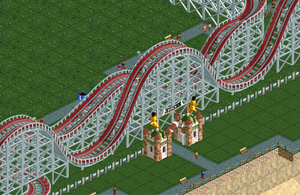 Bumbly Beach RCT1