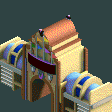 Park Entrance Building RCT2 Icon