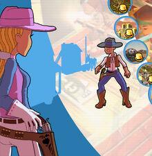 RCT3 campaing 09 - Gunslinger
