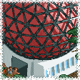 3D Cinema RCT1 Icon