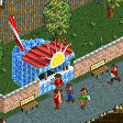 Iced Tea Stall RCT2 Icon