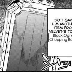 Black Ogre's Chopping Board