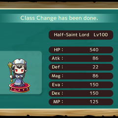 Half Saint Lord
