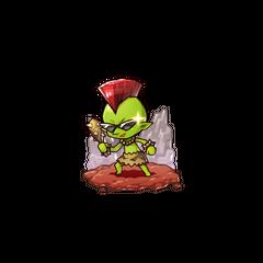 A Punk Goblin