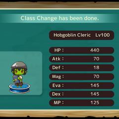 Hobgoblin Cleric