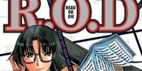 Read or Die Manga 4