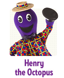 henry the octopus ready steady wiggle wiki fandom powered by wikia
