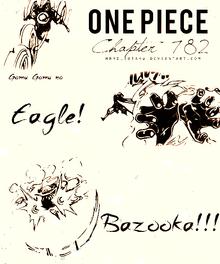 One piece 782 eagle bazooka by mrreltotaku-d8o32l0