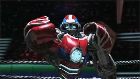 Real Steel World Robot Boxing Official Trailer