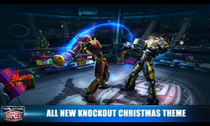 All New Knockout Christmas Theme