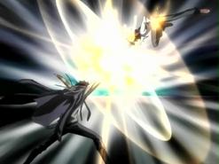 Tsuna vs Xanxus