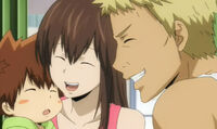 Younger Sawada Family
