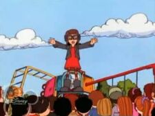 Recess Swing on Through to the Other Side