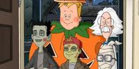 A Recess Halloween