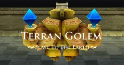 Terran Golem