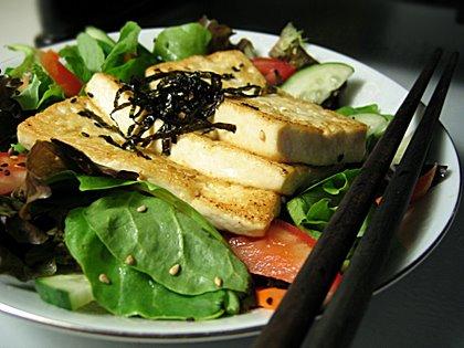 File:Tofu salad chopsticks.jpg