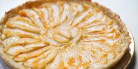 Apple-Pear Tart with Cornmeal Crust