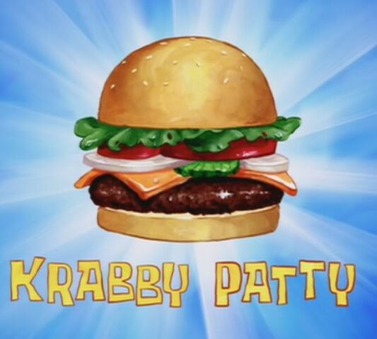 File:Krabby Patty-Spongebob.jpg