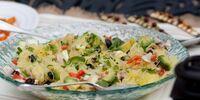 Spaghetti Squash and California Avocado Salad