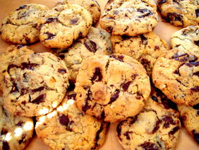Choc-chip-cookie