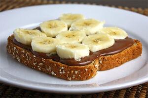 Banana Bon Sandwich