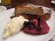 French+Toast+with+Ricotta+Cheese+and+Poached+Fruits+-+Squisito-8857