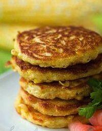 Hunduras - Corn pancakes