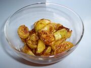 Tinda Fry (Sauteed Round Gourd)