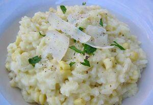 Corn-risottow