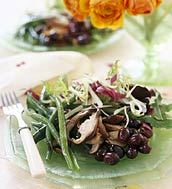 File:Green Bean and Mushroom Salad.jpg