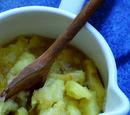 Stewed Bramley Apples