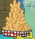 Kelp Fries
