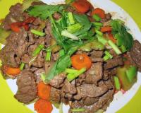 File:Ungrilled Bulgogi.jpg