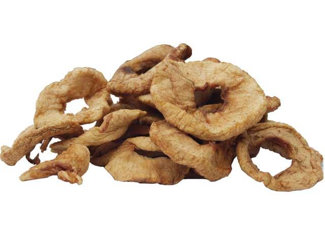 File:Dried apple rings.jpg