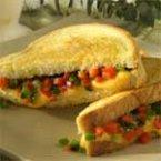 Cheddar-y Veggie Grill