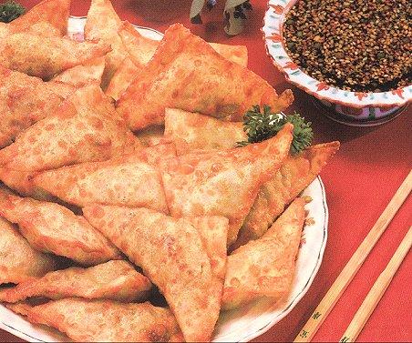 File:Golden Dumplings - Mandu.jpg