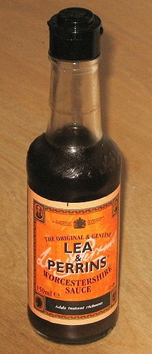 ... worcestershire sauce worcestershire crosse a popular steak sauce made