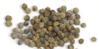 Green peppercorns