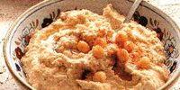 Lebanese Hummus Bi-tahini