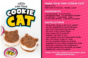 Cookie Cat Recipe