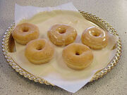 Icelandic donuts
