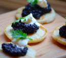 Caviar Hors d'Oeuvres