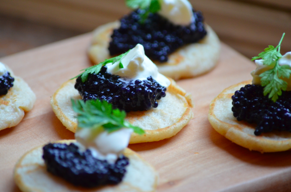 Caviar Hors D Oeuvres Recipes Wiki Fandom Powered By Wikia