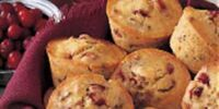 Christmas Morning Cranberry Muffins